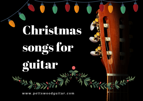 Christmas songs for guitar