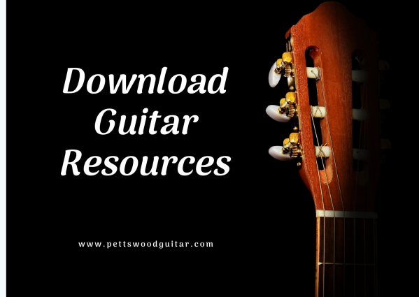Download Guitar Resources